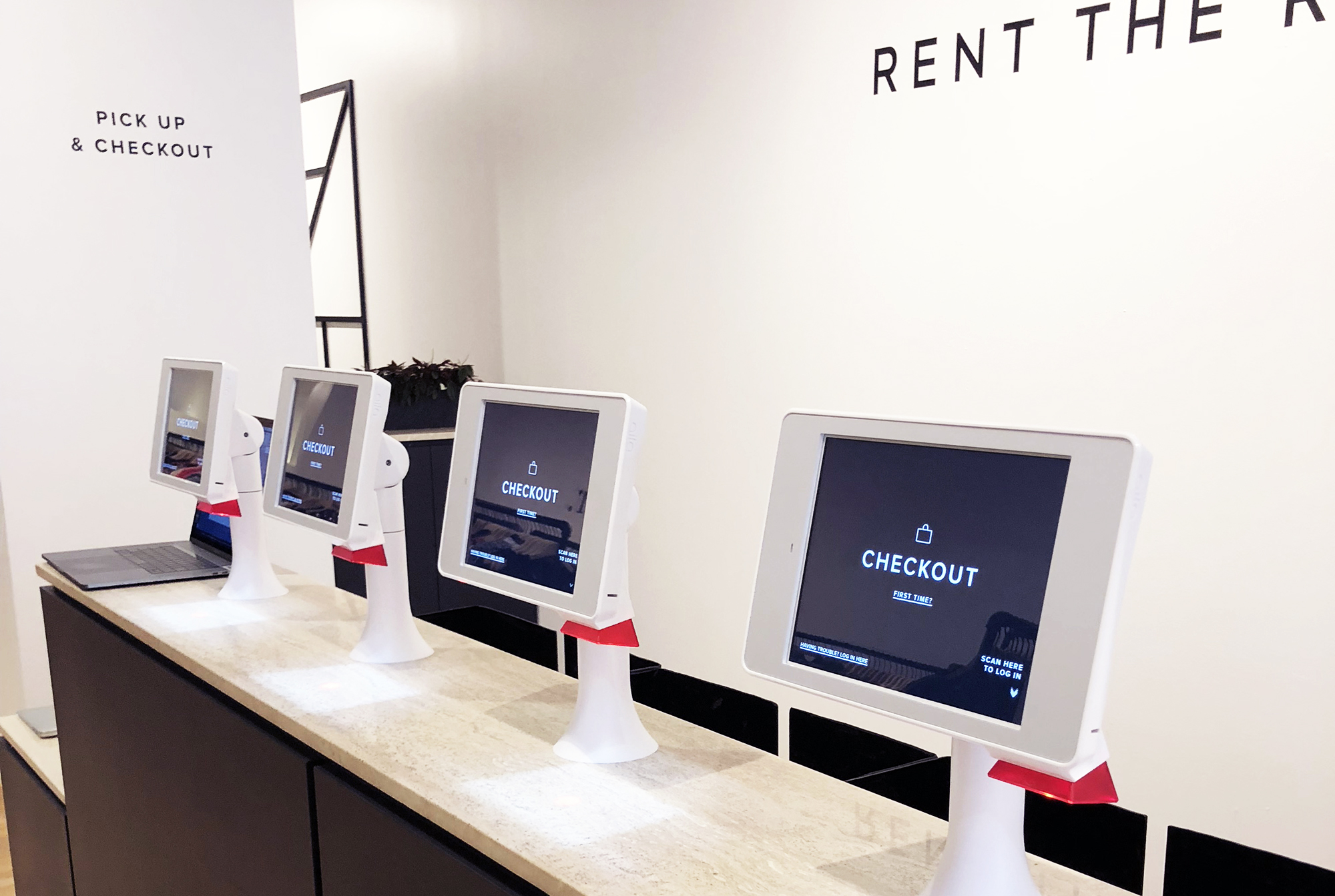 Rent the Runway's in-store experience was named a Top Global Innovation by Retail Insider with the help of Aila